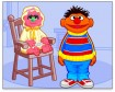 Sesame Street – Do What I Do With Baby Natasha
