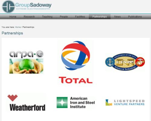 Group Sadoway - Partners