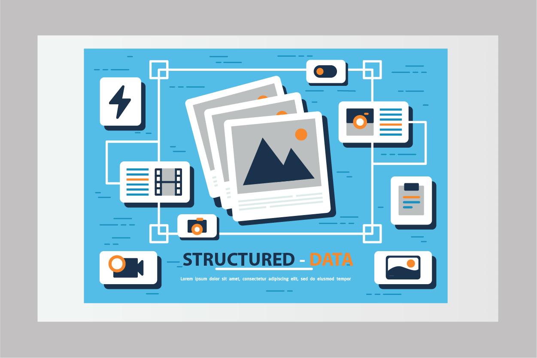 structured data